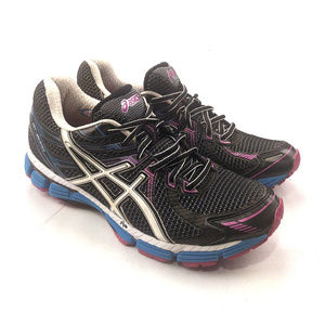 Asics Shoes - ASICS GT-2000 Black cross trainers running shoes